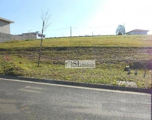 terreno residencial à venda, loteamento parque dos alecrins, campinas. - te0059