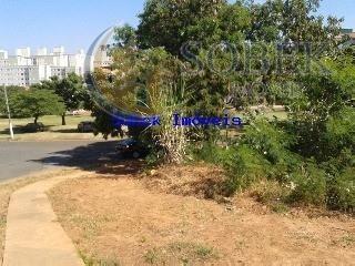 terreno residencial à venda, loteamento parque são martinho, campinas. - te0007