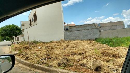 terreno residencial à venda, loteamento residencial jardim esperança, americana. - codigo: te0123 - te0123