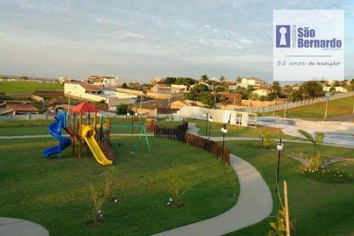 terreno  residencial à venda, loteamento residencial jardim villagio, americana. - te0144