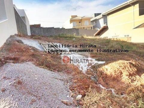 terreno residencial à venda, loteamento residencial santa gertrudes, valinhos - te0154. - te0154