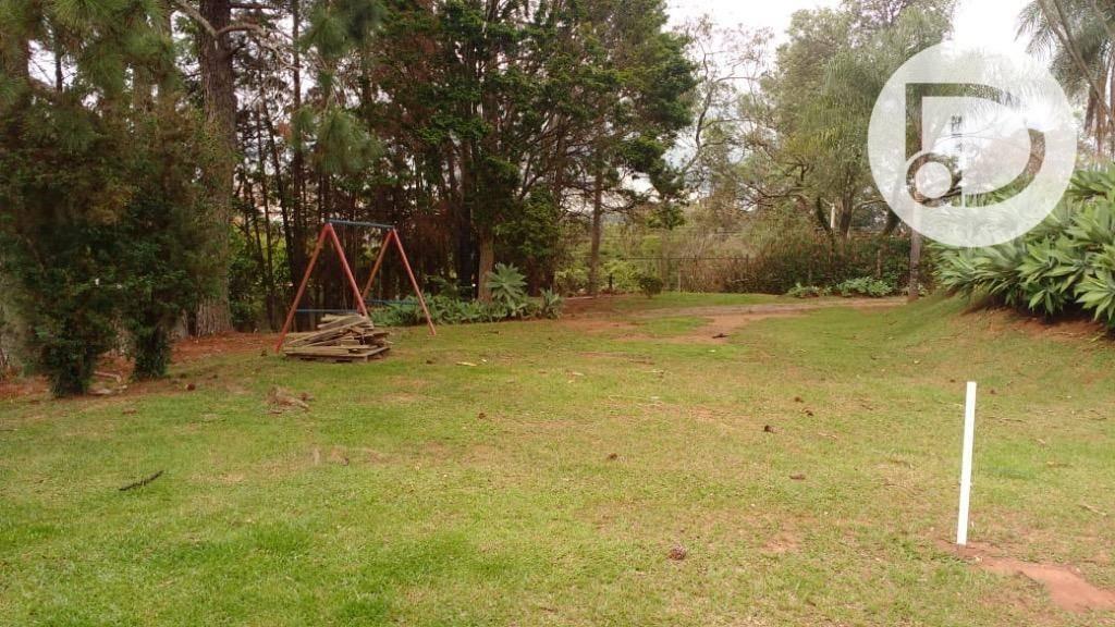 terreno residencial à venda, morada da lua, vinhedo - te1285. - te1285