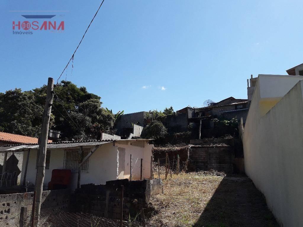 terreno residencial à venda, morro grande, caieiras. - te0190
