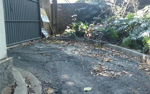 terreno residencial à venda, morumbi, são paulo.