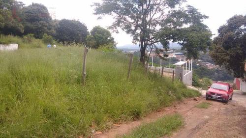 terreno residencial à venda, no bairro  morro grande. - te0111