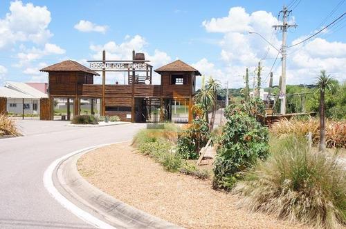 terreno residencial à venda no bosque dos pires, itatiba/sp - te0821
