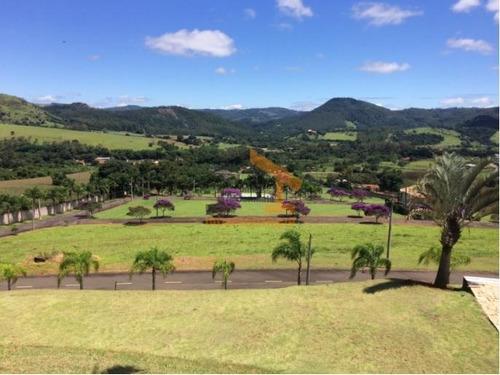 terreno residencial à venda no condomínio vereda paraíso, morungaba/sp - te0815