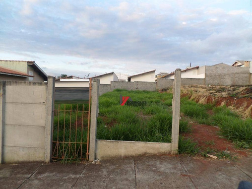 terreno residencial à venda, nova atibaia, atibaia. - te0529