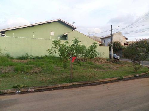 terreno residencial à venda, nova atibaia, atibaia. - te0551