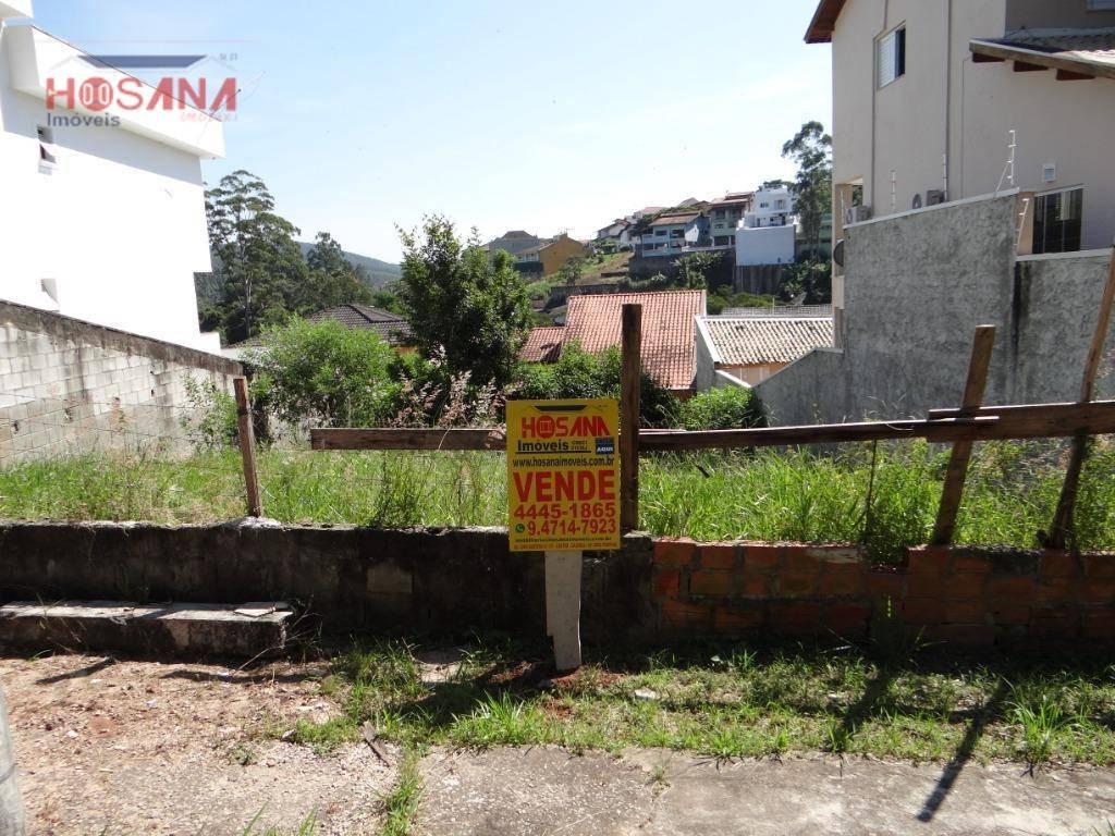 terreno  residencial à venda, nova caieiras, caieiras. - te0124