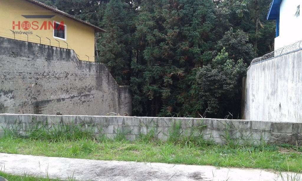terreno residencial à venda, nova caieiras, caieiras. - te0182
