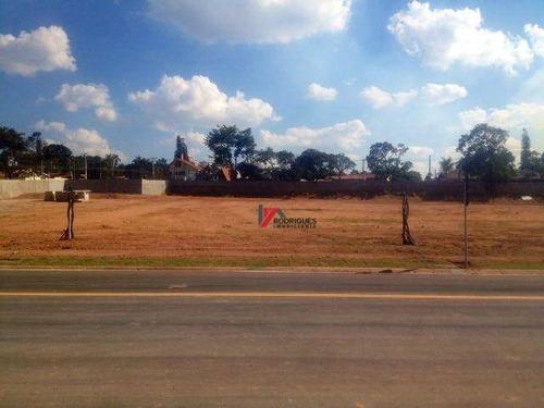 terreno residencial à venda, nova gardênia, atibaia. - te0324