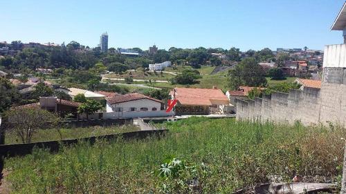 terreno  residencial à venda, nova gardênia, atibaia. - te0389