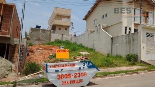 terreno residencial à venda, novo osasco, osasco. - te0155