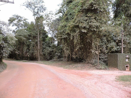 terreno residencial à venda, paisagem renoir, cotia - te0141. - te0141