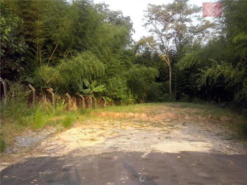 terreno residencial à venda, paisagem renoir, cotia - te0809. - te0809