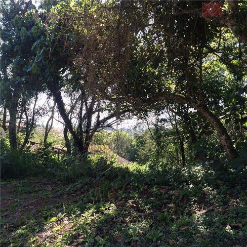 terreno  residencial à venda, paisagem renoir ii, cotia. - te0978