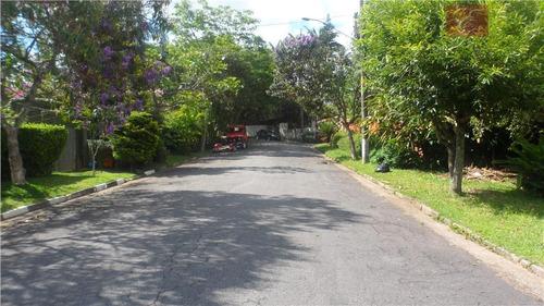 terreno residencial à venda, palos verdes, carapicuíba - te0727. - te0727