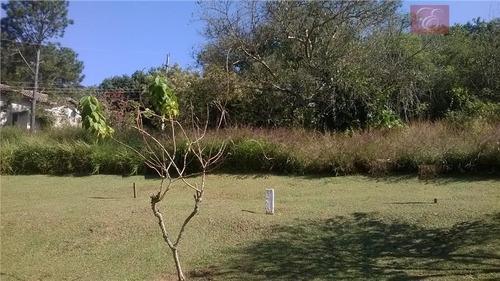 terreno residencial à venda, parque dom henrique, cotia - te0676. - te0676