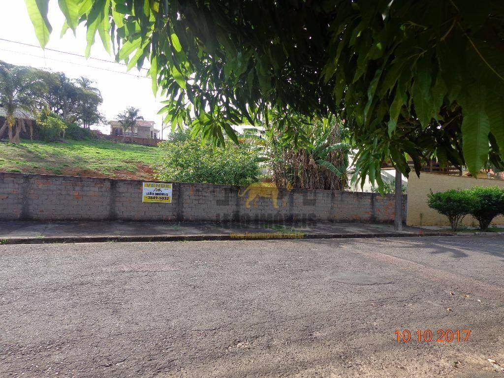 terreno residencial à venda, parque lausanne, valinhos. - te0775