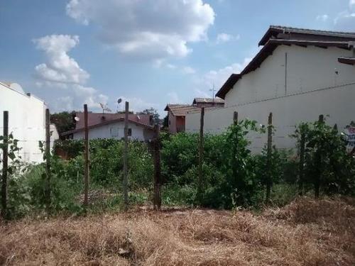 terreno  residencial à venda, parque manoel de vasconcelos, sumaré. - te0618