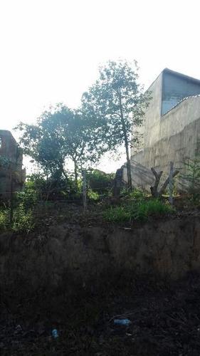 terreno residencial à venda, parque nossa senhora das graças, itaquaquecetuba. - te0010