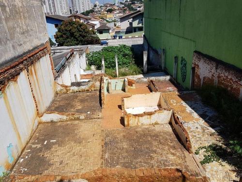 terreno residencial à venda, parque renato maia, guarulhos - te0410. - te0410