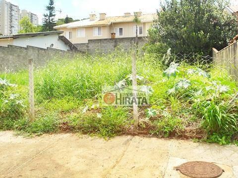 terreno residencial à venda, parque rural fazenda santa cândida, campinas. - te0240