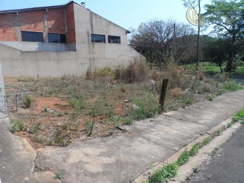 terreno residencial à venda, parque via norte, campinas. - te0111