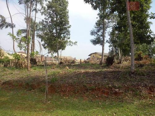 terreno residencial à venda, paysage vert, vargem grande paulista - te0792. - te0792