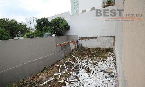 terreno residencial à venda, perdizes, são paulo. - te0150