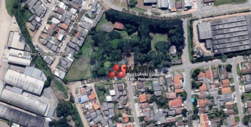 terreno residencial à venda, pinheirinho, curitiba - te0354. - te0354