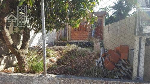 terreno residencial à venda, piratininga, niterói. - te0088