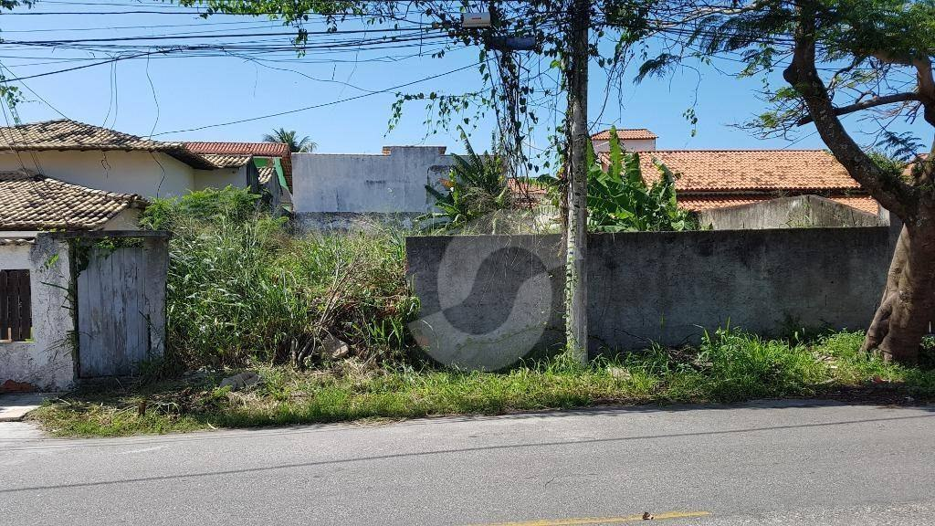 terreno residencial à venda, piratininga, niterói. - te0391