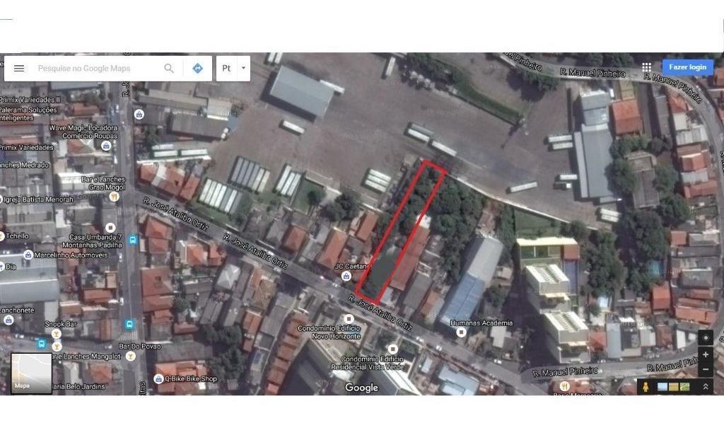 terreno residencial à venda, pirituba, são paulo. - te0123