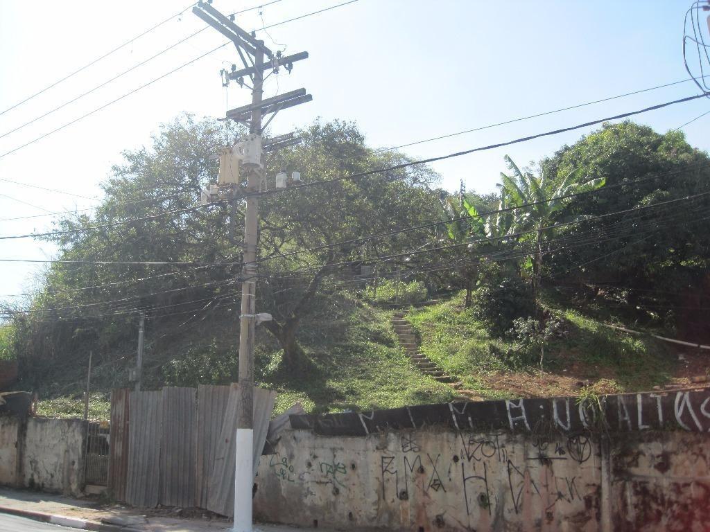 terreno residencial à venda, pirituba, são paulo. - te0125