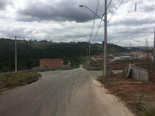 terreno residencial à venda, portais (polvilho), cajamar. - te0015