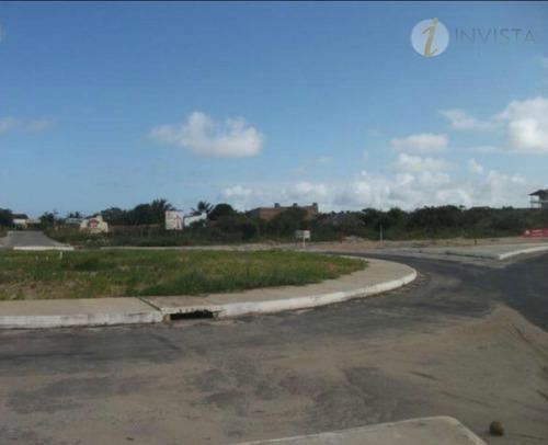 terreno residencial à venda, portal do sol, joão pessoa - te0136. - te0136
