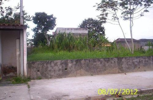 terreno residencial à venda, porto novo, caraguatatuba. - te0087