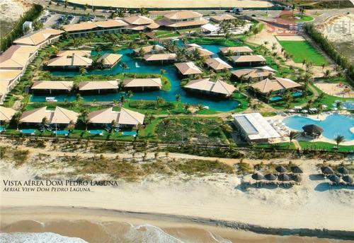 terreno  residencial à venda, praia da marambaia, aquiraz. - te0016