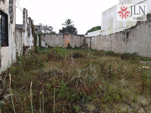 terreno residencial à venda, praia do sonho, itanhaém. - te0036