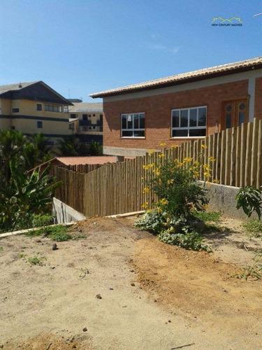 terreno residencial à venda, praia dos coqueiros, anchieta. - te0033