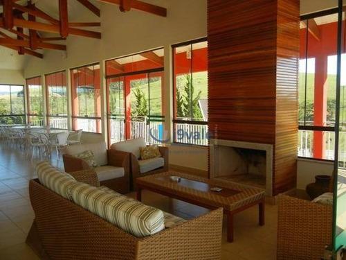 terreno residencial à venda, quinta dos lagos, paraibuna. - te0225