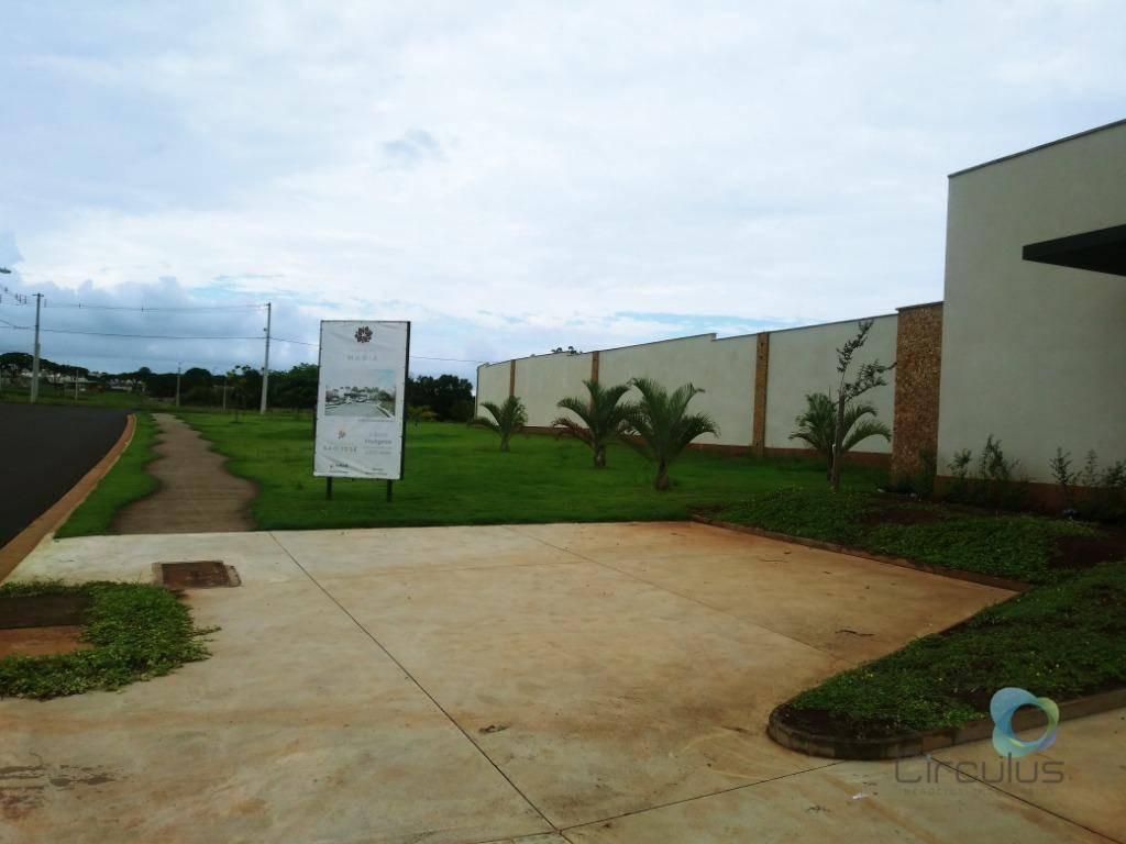 terreno residencial à venda, quintas de são josé, ribeirão preto. - te0857