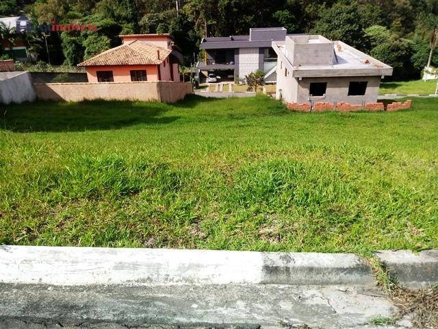 terreno residencial à venda, quintas do ingaí, santana de parnaíba. - te0155
