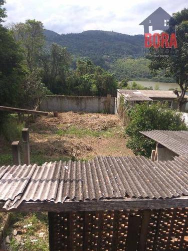 terreno residencial à venda, rancho grande, mairiporã. - te0209