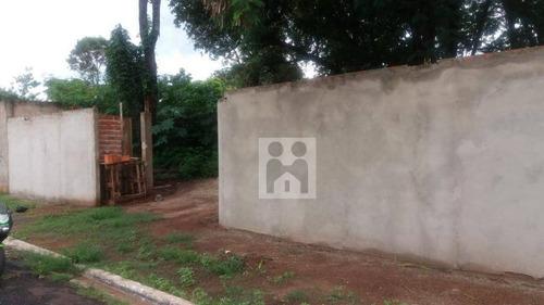 terreno residencial à venda, recreio anhangüera, ribeirão preto. - te0043