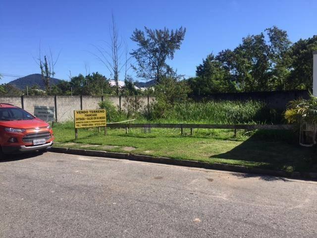 terreno residencial à venda, recreio dos bandeirantes, rio de janeiro. - te0010