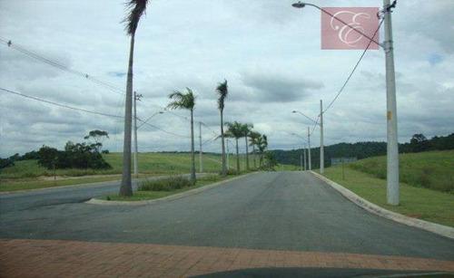 terreno residencial à venda, reserva santa maria, jandira - te0436. - te0436