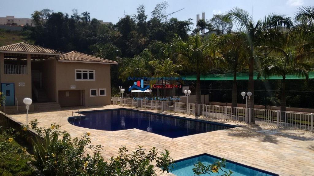 terreno residencial à venda, reserva vale verde, cotia. - te0024